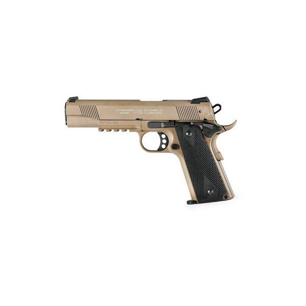 Walter 1911 Colt .22 pistol