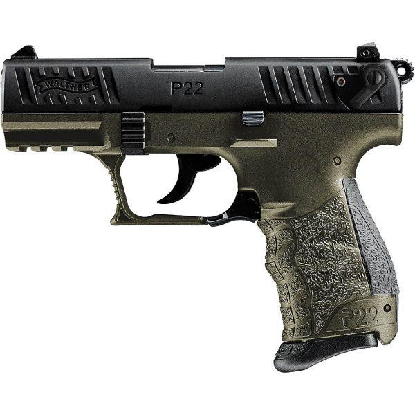 Walter Arms .22 LR Pistol
